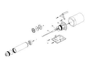 gould pump 3196 diagram