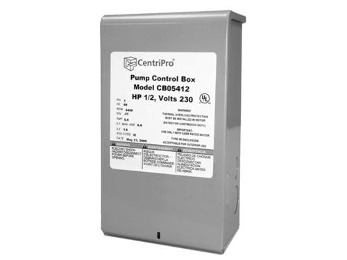 pump control boxes locke well pump company cb05411 goulds pumps centripro control box
