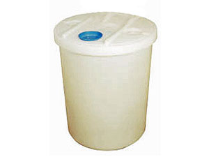 40365 - Pulsafeeder 35 Gallon Chemical Solution Tank