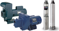 Buy pumps and motors online locke well pump company for Sta rite well pump motor